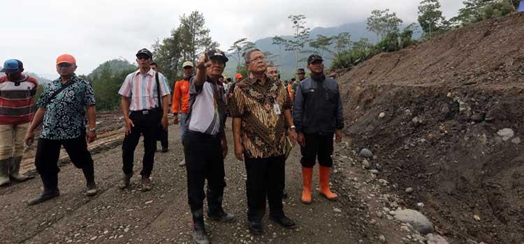 Longsor di Banjarnegara, Heru Harapkan Ada Jalur Alternatif