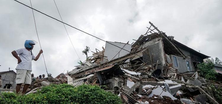 BMKG Petakan Sesar Gempa Banjarnegara