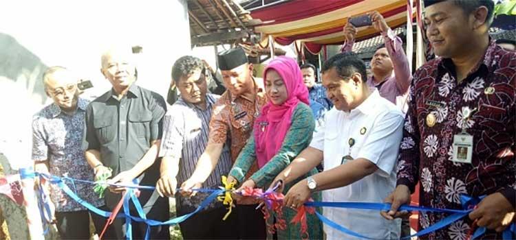 Kementerian ESDM Bangun Sumur Bor Di Brebes